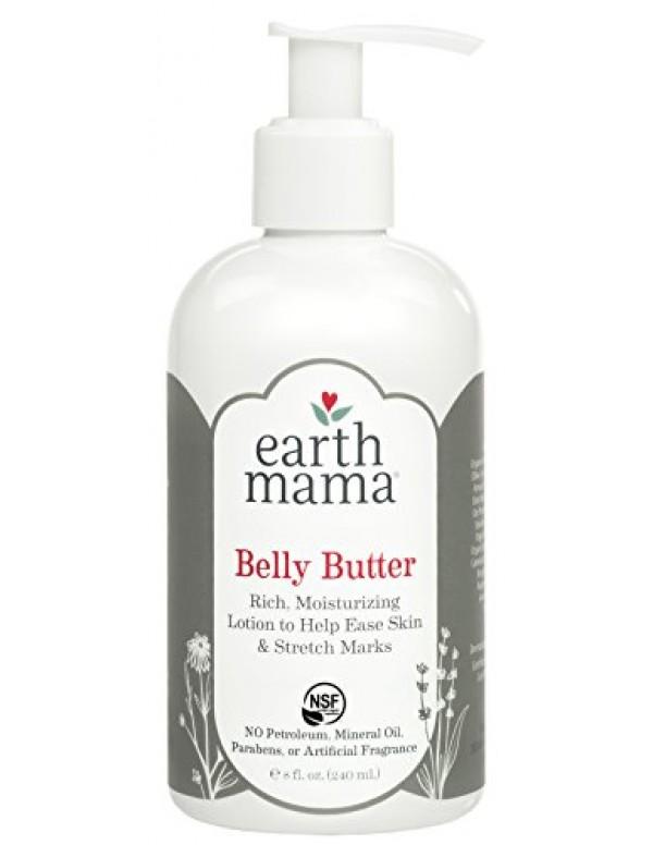 Creme Importado Earth Mama para gravidez - 235ml