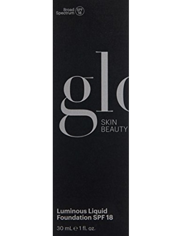 Base Líquida Importada Glo Minerals Skin Beauty SPF 18 - 30 ml