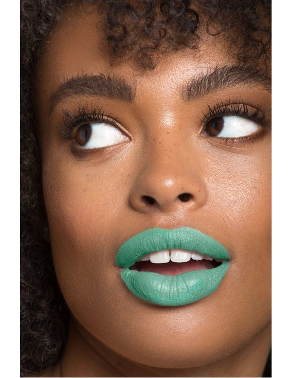 Batom Confetti Cake Colourpop - Verde