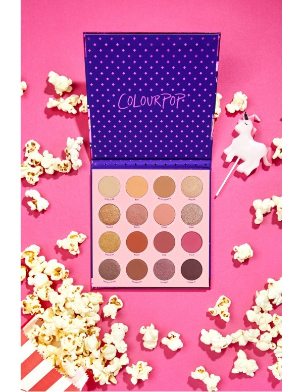 Kit Paleta de Sombras Fame e Fortune - Colourpop