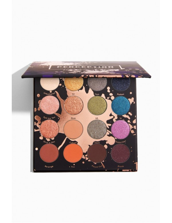 Paleta de Sombras Perception - Colourpop