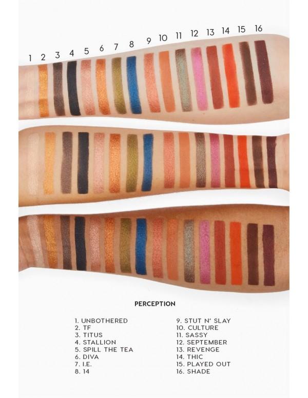 Paleta de Sombras Perception - Colourpop