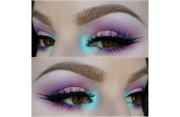 9 Looks de sombras para olhos castanhos