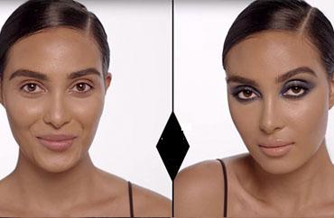 [Vídeo] Maquiagem para os olhos | Inspirada nos anos 70